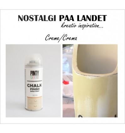 Crema / Creme pinty plus kalkmaling spray