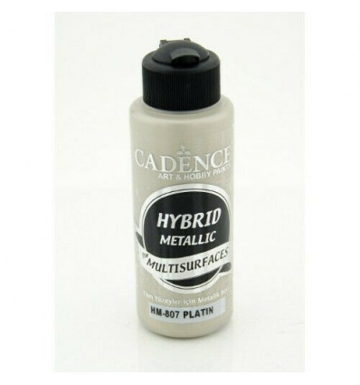 Hybrid Metallic maling 807 Platin