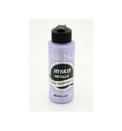 Hybrid Metallic maling 810 Lilla