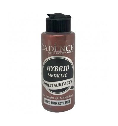 Hybrid metallic maling 815 Dark copper