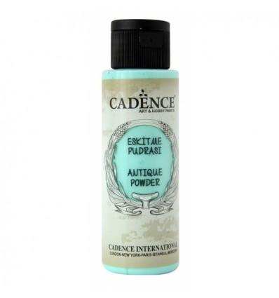 Antique powder 710 Nile green