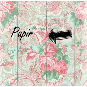 Dekorations papir / decoupage / Rispapir