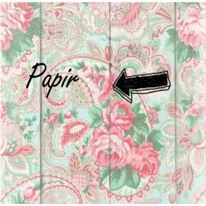 Dekorations papir