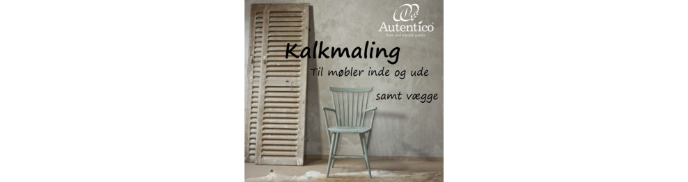 AUTENTICO KALKMALING (NYHED)